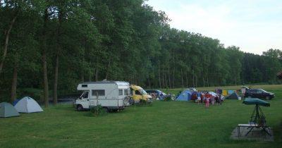 Camping Paradijs, vhodný pro stany a karavany