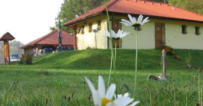 Ubytování Camping Paradijs, Český Krumlov